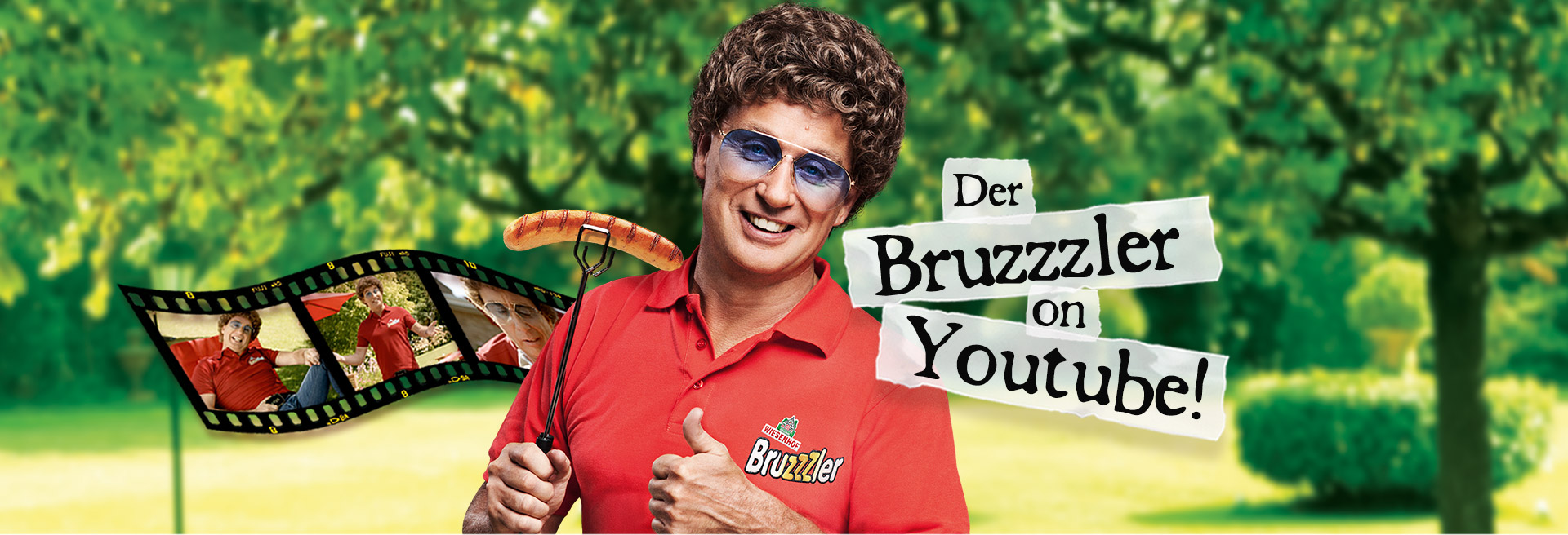 Wiesenhof Bruzzzler Youtube