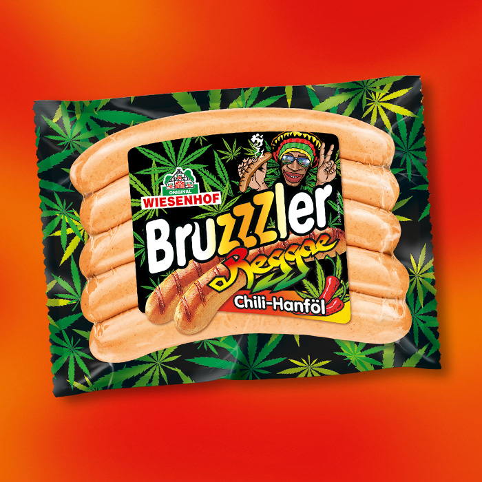 Bruzzzler Reggae Limited Edition